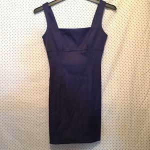 Laundry Blue Sleeveless Empire Waist Dress